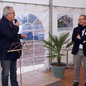Discours de Gérard Santosuosso, Maire de Trouy