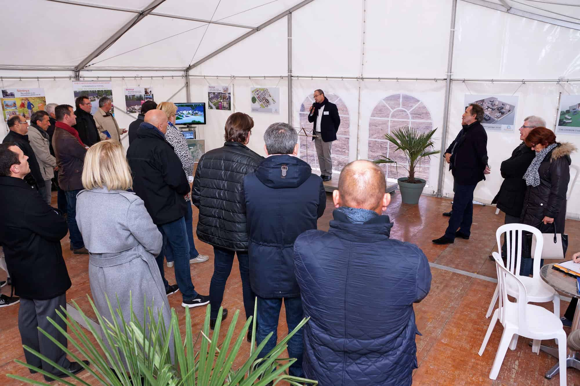 Discours sur l 39 investissement lmnp serenya r sidence for Acheter garage investissement