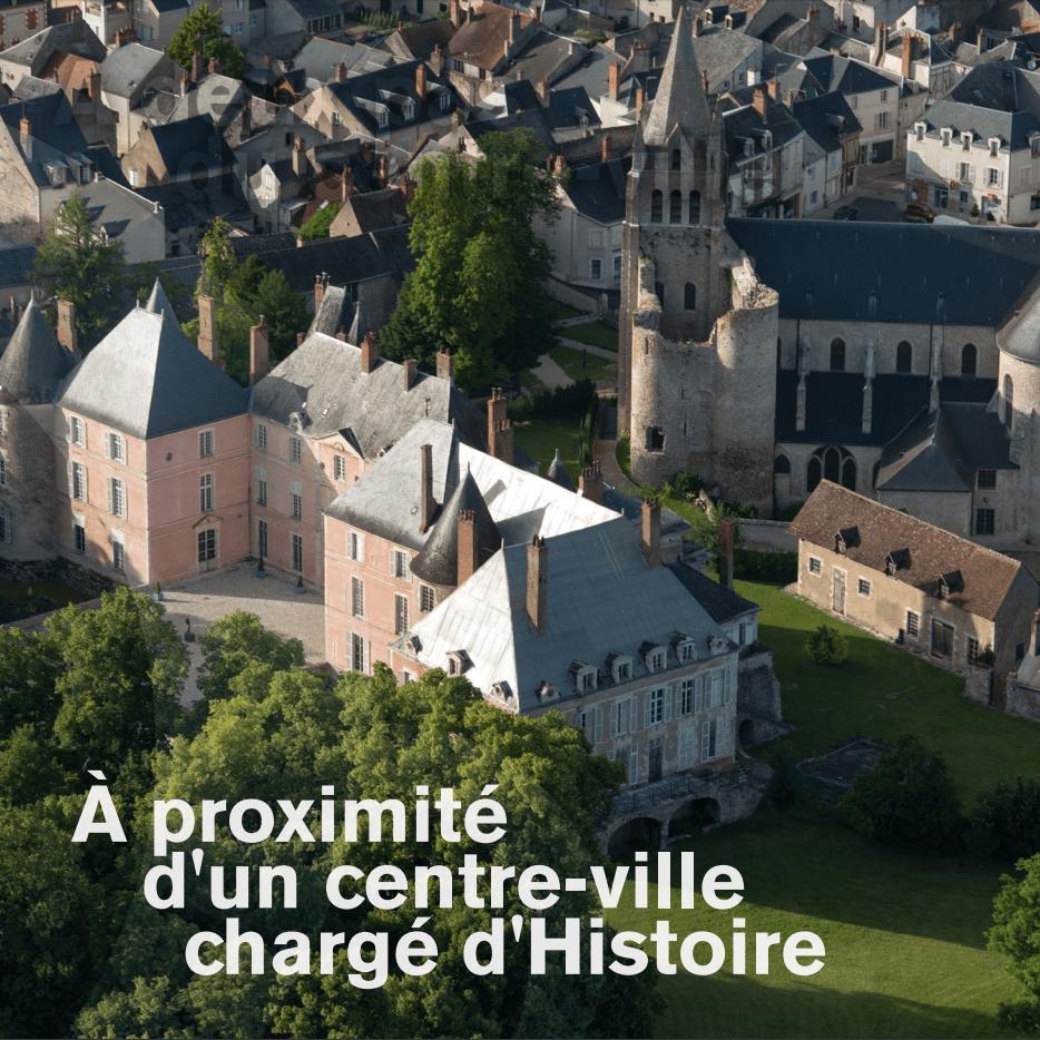 Résidence sénior Meung sur Loire