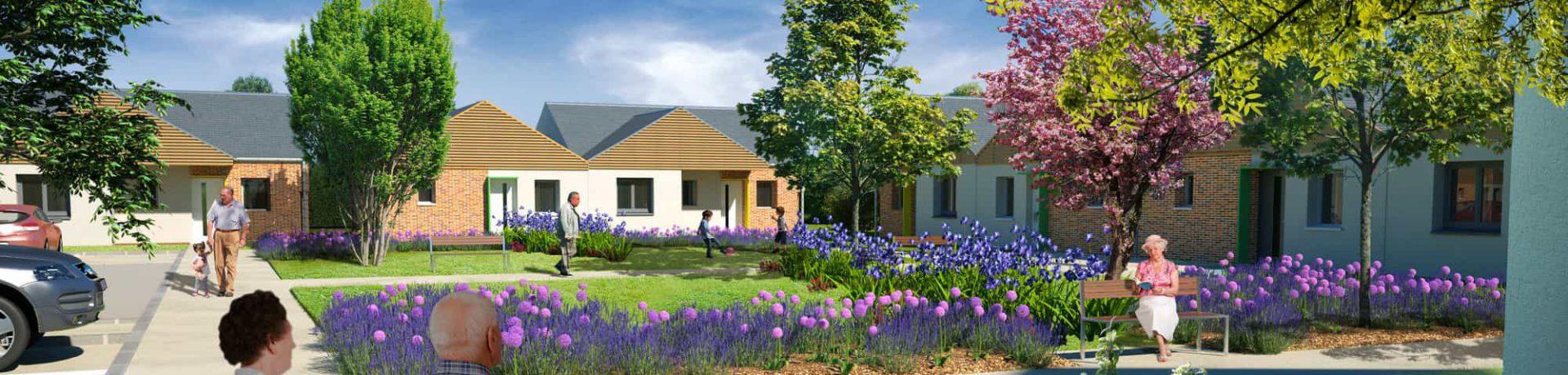 Village résidentiel pour séniors