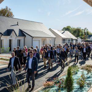 Inauguration résidence sénior