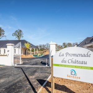 Promenade du Château village sénior